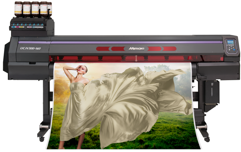 Mimaki UCJV300 Series Digidelta Solutions
