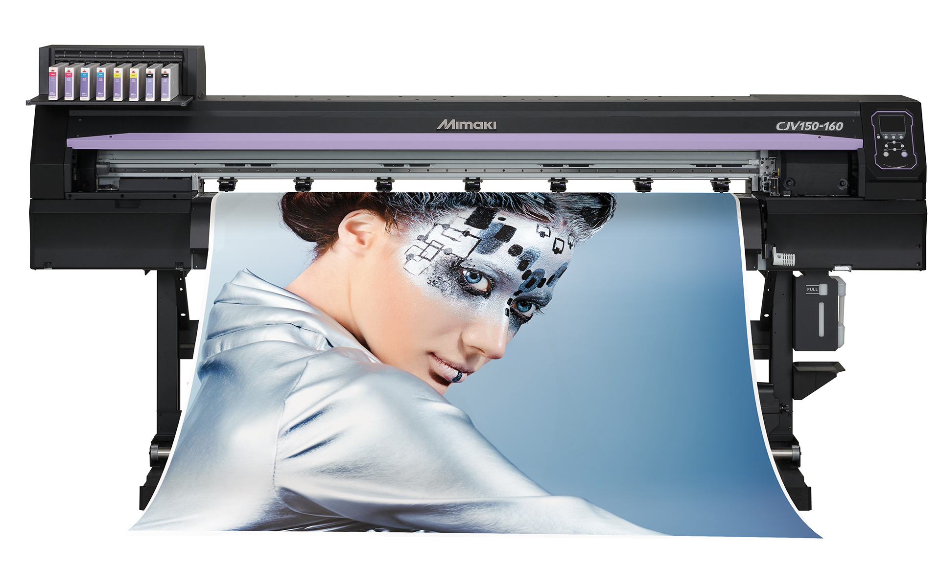 Mimaki CJV150 Series Digidelta Solutions