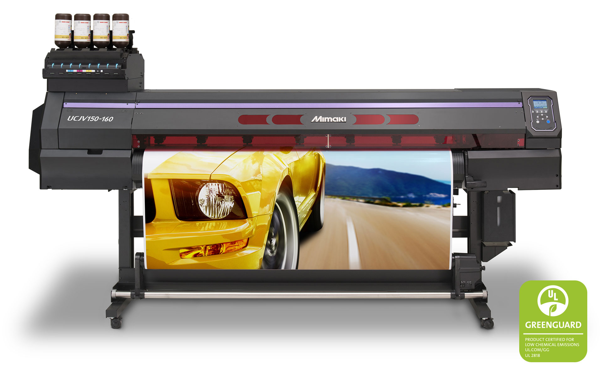Digidelta Solutions Mimaki UCJV300 Series